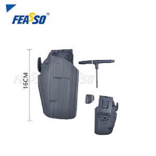 Infantaria Loja de Airsoft - Coldre Universal 16cm FJA-2581 (Preto) 0dc57e81c7